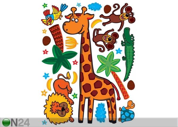 Seinakleebis Giraffe 65x85 cm ED-98722