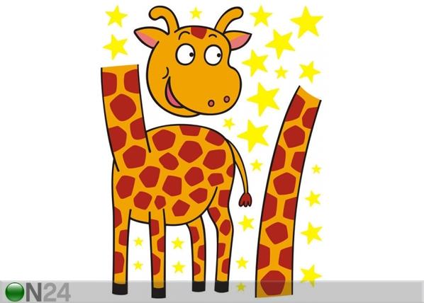 Seinakleebis Giraffe 2, 65x85 cm ED-98723