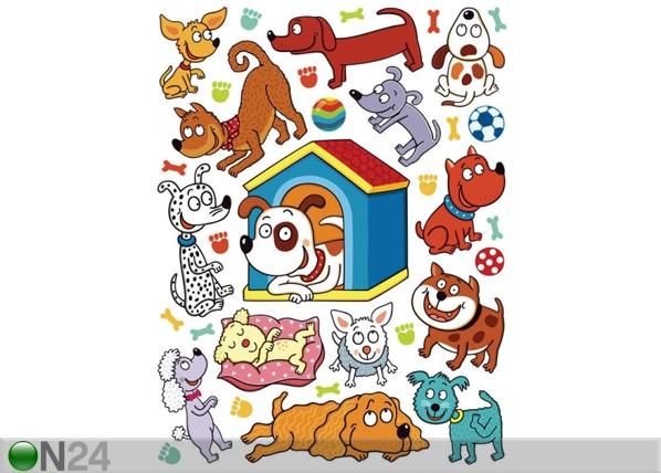 Seinakleebis Pets 65x85 cm ED-98729