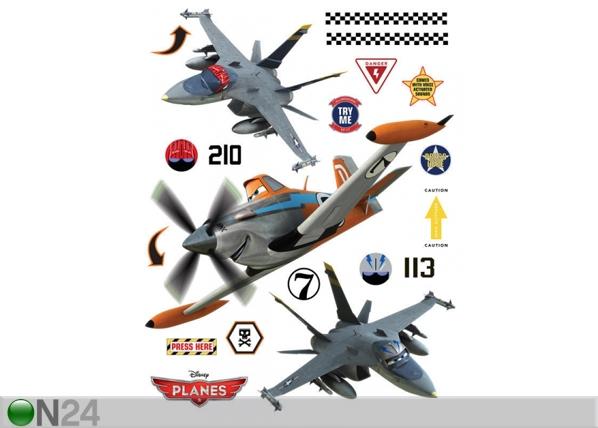Seinakleebis Disney planes 1, 65x85 cm ED-98765