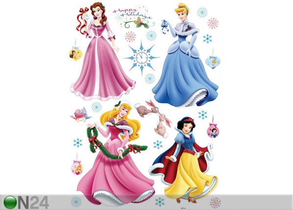 Seinakleebis Disney Princess celebrates 65x85 cm ED-98819