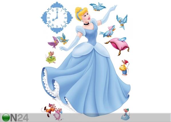 Seinakleebis Disney Cinderella 65x85 cm ED-98821