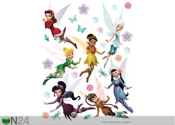 Seinakleebis Disney fairies 3, 65x85 cm ED-98834