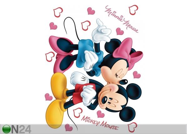 Seinakleebis Disney Minnie and Mickey's 65x85 cm ED-98862