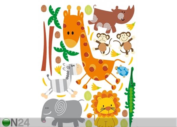 Seinakleebis Giraffe 1, 65x85 cm ED-98894