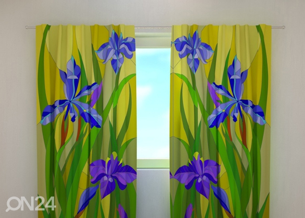 Pimendav kardin Irises 240x220 cm ED-99290