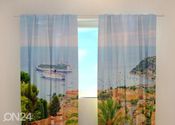 Poolpimendav kardin Lagoon of Nice 240x220 cm ED-99310