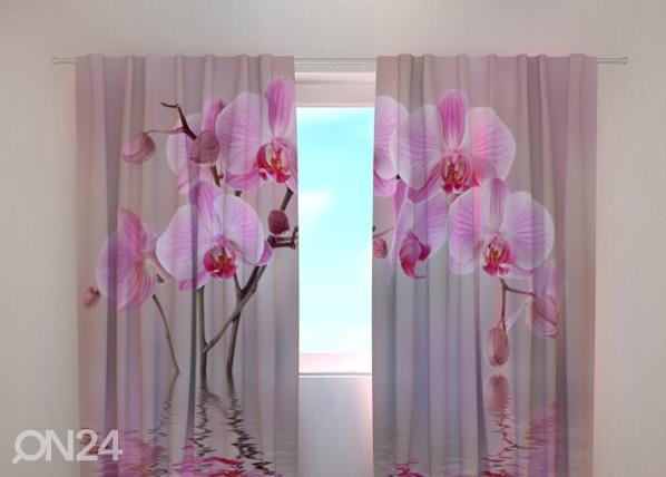 Poolpimendav kardin Lily orchid 240x220 cm ED-99363