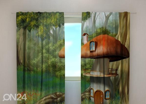 Pimendav kardin Little mushroom 240x220 cm ED-99383