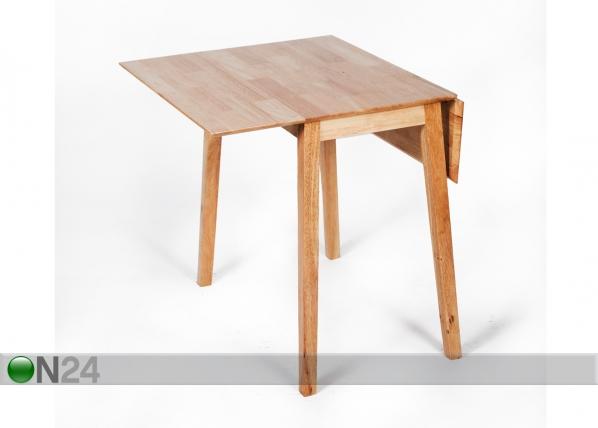 Klaffipöytä AVOLA 75x45-90 cm, GO