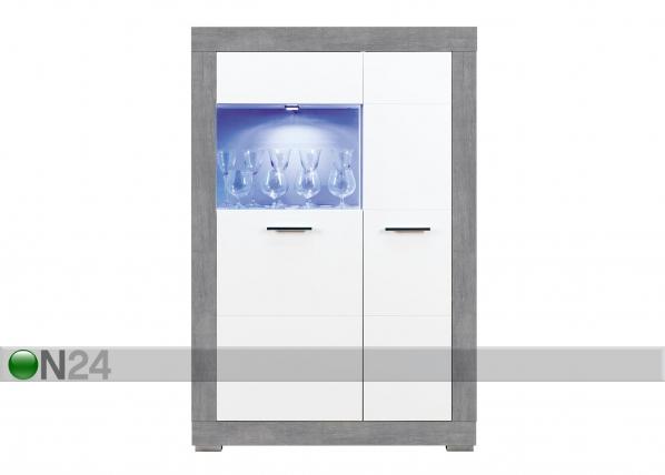 Шкаф-витрина TF-99731