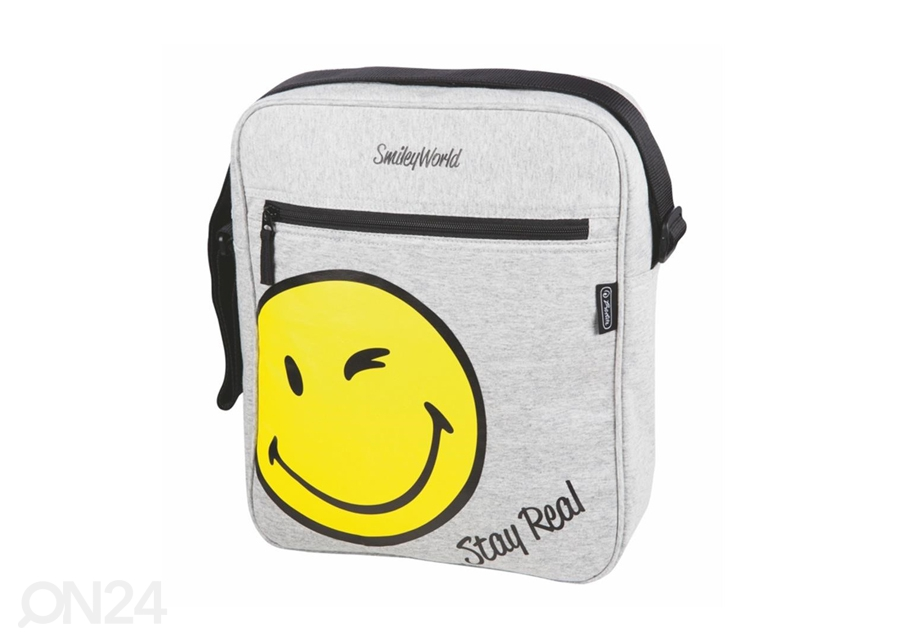 6cddedd010a Koolikott Herlitz Be Bag Vintage Smiley BB-104280 - ON24 ...