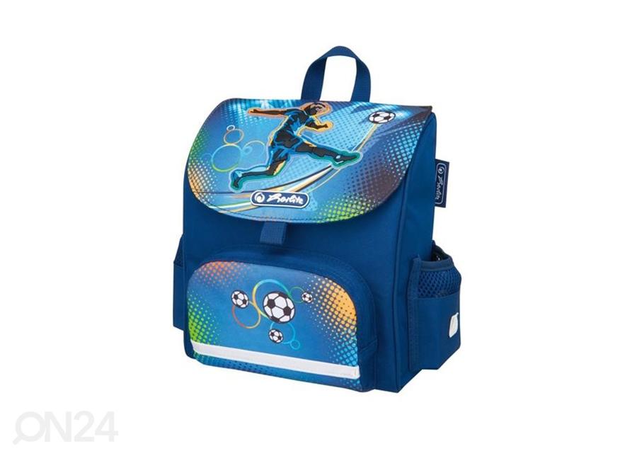 23a34720cae Koolikott Herlitz Mini softbag Soccer BB-112470 - ON24 Sisustuskaubamaja