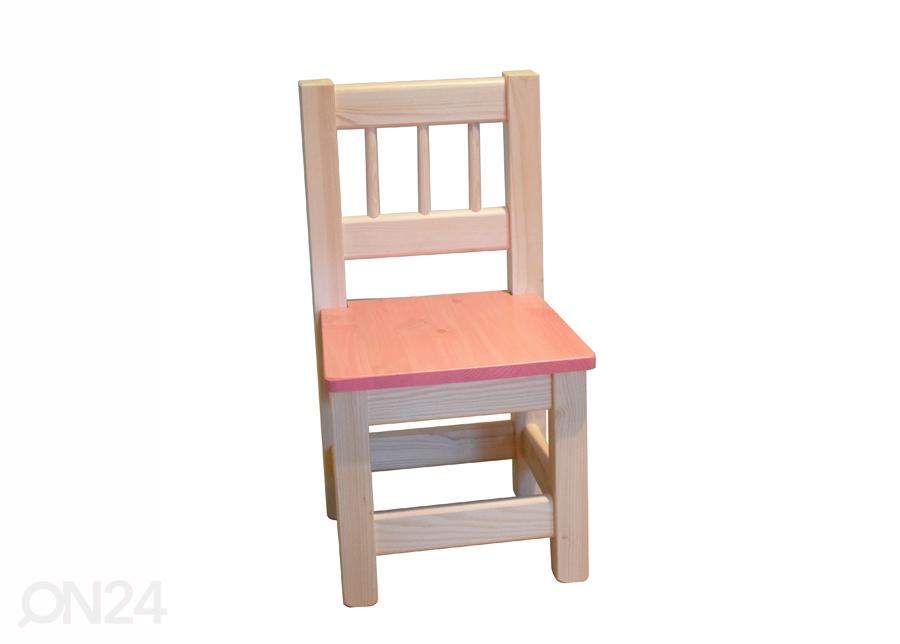 Fritz Hansen SERIES 7 -lasten tuoli, valkoinen monochrome