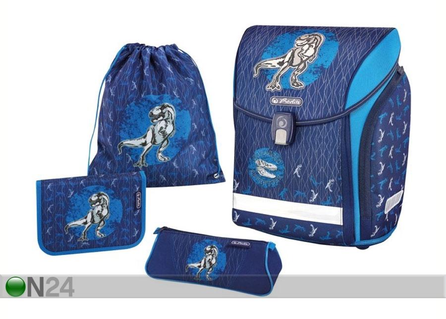 49d101f7d15 Ranitsakomplekt Herlitz New Midi plus Blue Dino BB-130998 - ON24 ...