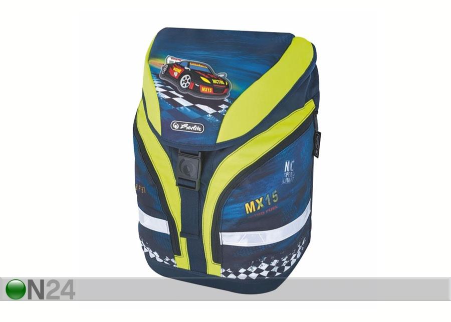 3787ad1616b Koolikott Herlitz Motion Super Racer BB-138921 - ON24 Sisustuskaubamaja