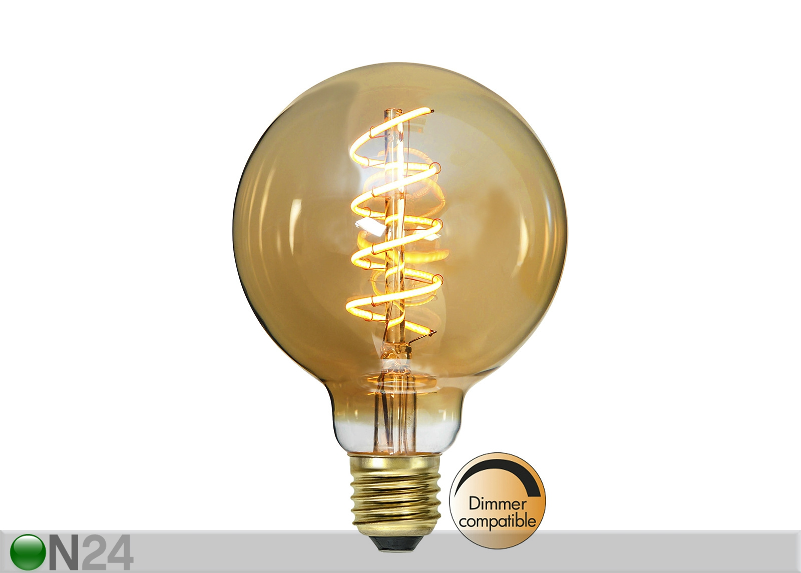 c9d72a0cb74 Dekoratiivne LED pirn E27 3 W AA-142525 - ON24 Sisustuskaubamaja