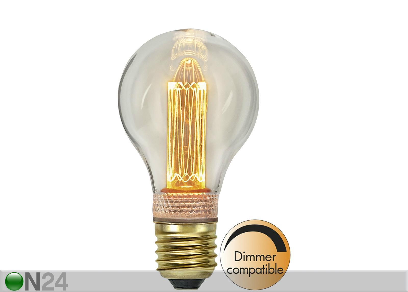 7feeb9d80a5 Dekoratiivne LED pirn E27 2,3 W AA-142558 - ON24 Sisustuskaubamaja