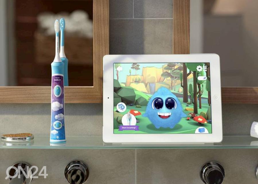 8dc1ff74539 Elektriline hambahari Philips Sonicare For Kids Bluetooth SJ-142890 ...