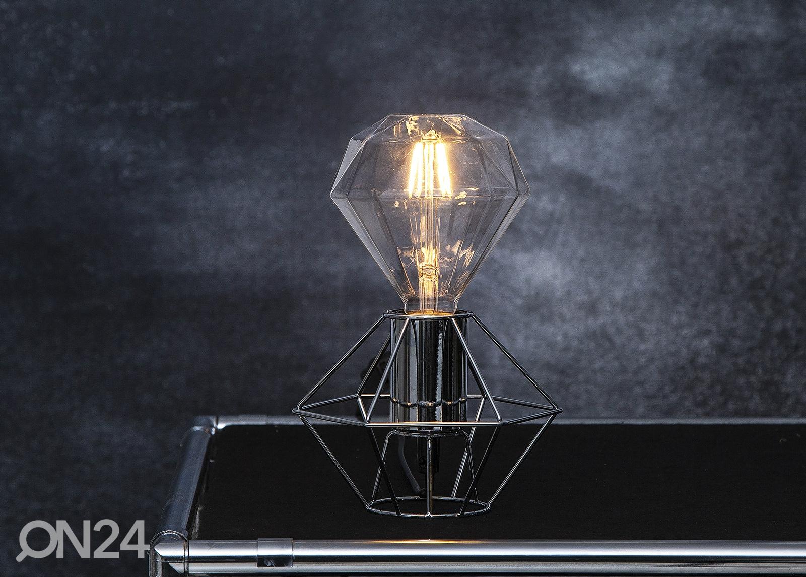 0b8d4505e0b Dekoratiivne LED pirn E27 1,65 W AA-152413 - ON24 Sisustuskaubamaja