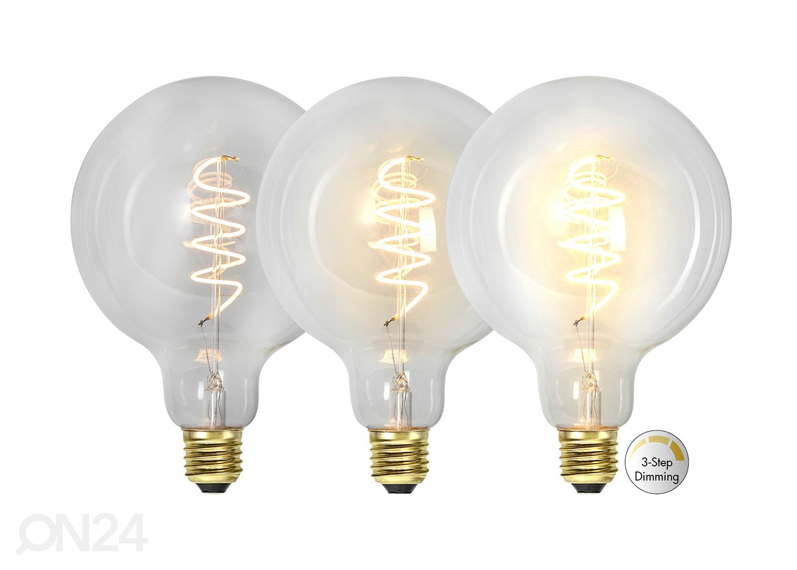8f5db2a755e Dekoratiivne LED pirn E27 4 W AA-153693 - ON24 Sisustuskaubamaja