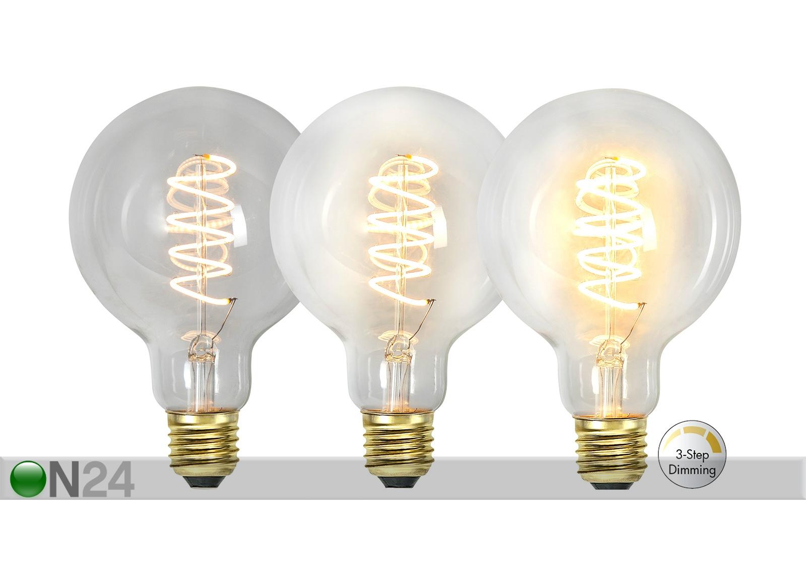 2f4d1bcfbf6 Dekoratiivne LED pirn E27 4 W AA-153721 - ON24 Sisustuskaubamaja