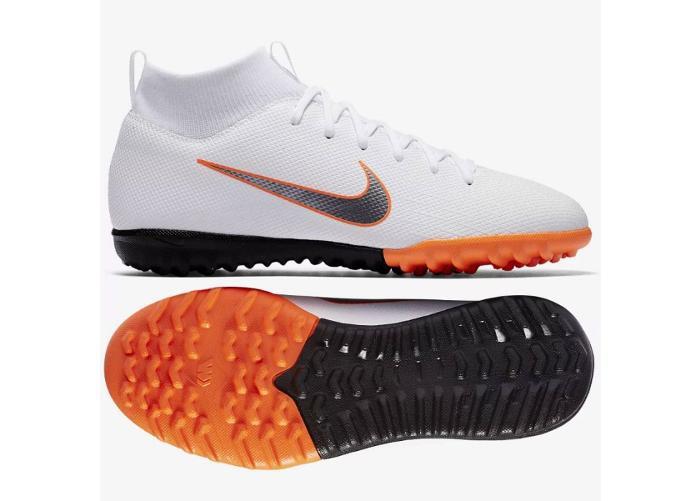 buy online ce367 f9a98 Lasten jalkapallokengät Nike Mercurial SuperflyX 6 Academy GS TF Jr