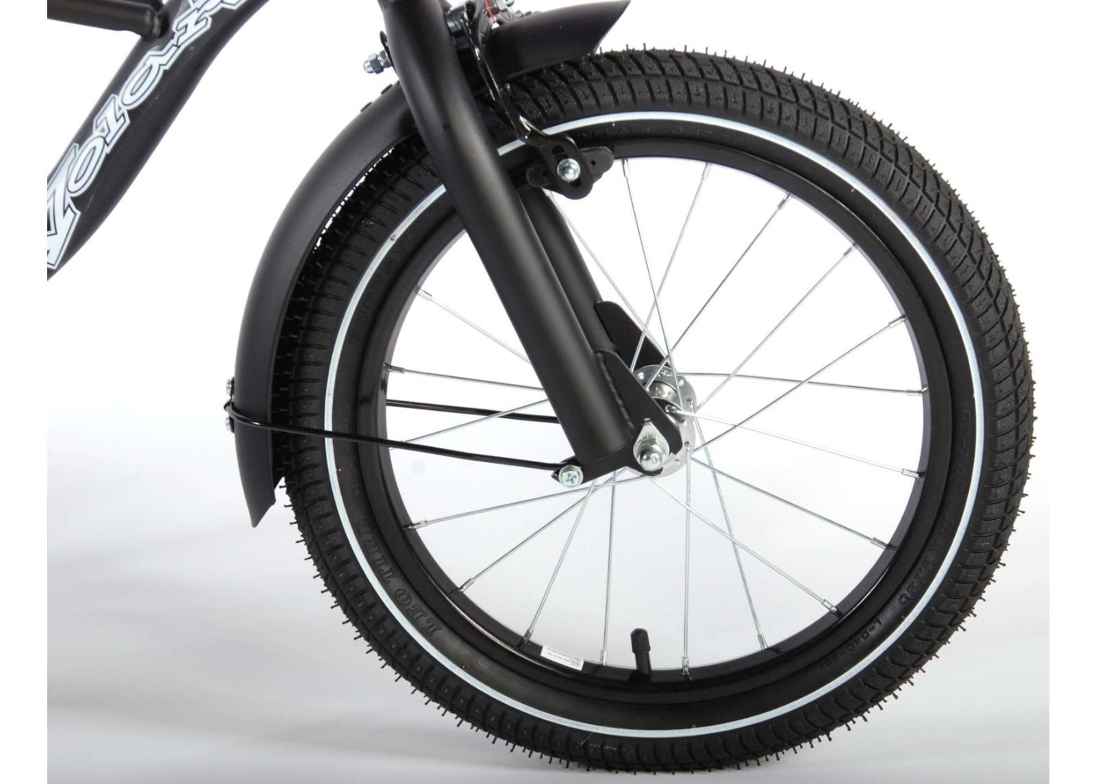 79f1a493ccc Jalgratas lastele Black Cruiser 16 tolli Volare TC-189311 - ON24  Sisustuskaubamaja