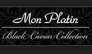 Mon Platin Black Caviar Collection