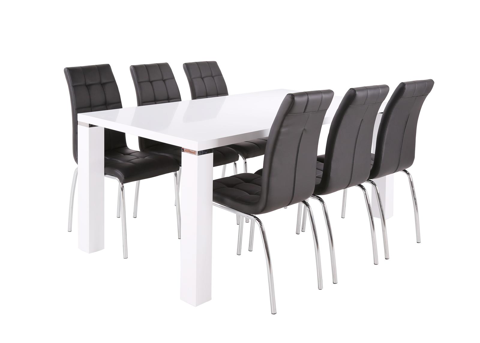 Ruokapöytä METRO 180x90 cm