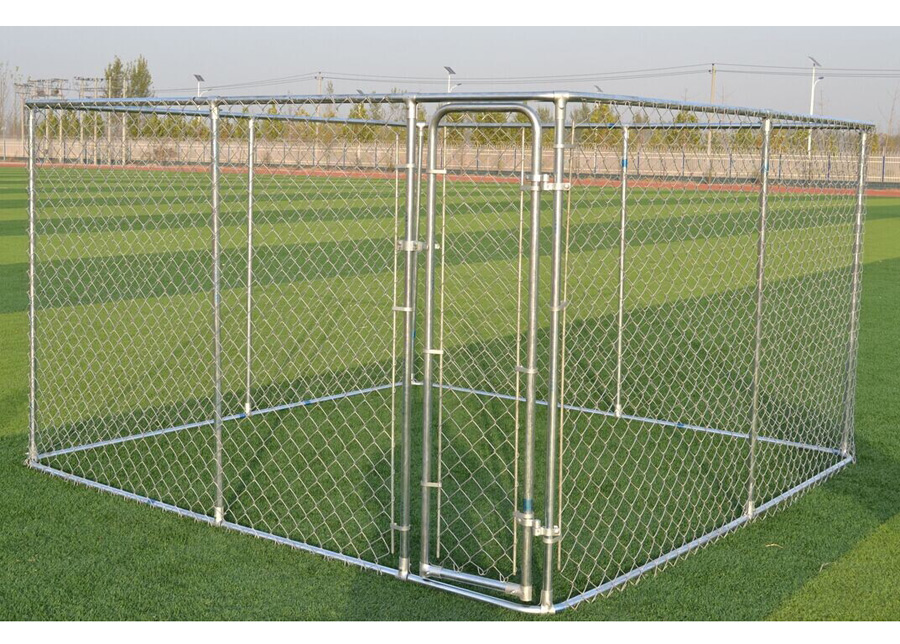 Koira-aitaus 400x400 cm