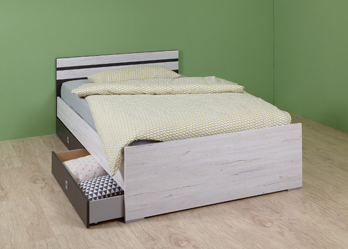 Sänky CARIBA 90x200 cm