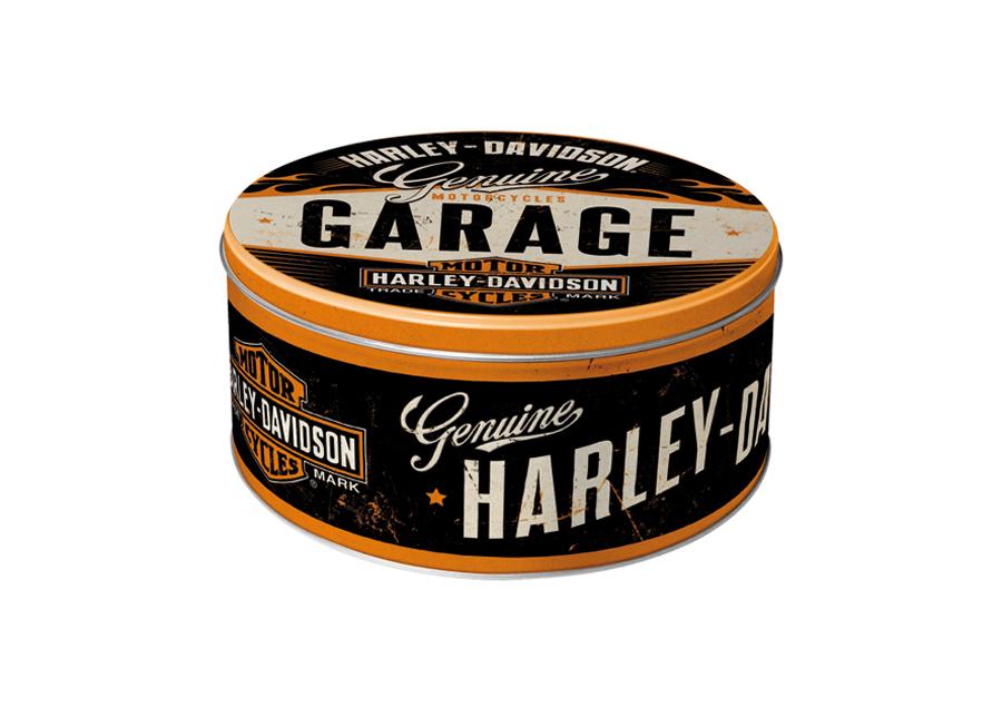 Peltipurkki HARLEY-DAVIDSON GARAGE 3,3L