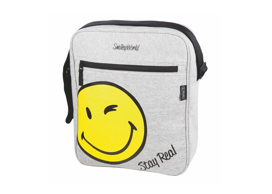Koulureppu HERLITZ BE BAG VINTAGE SMILE