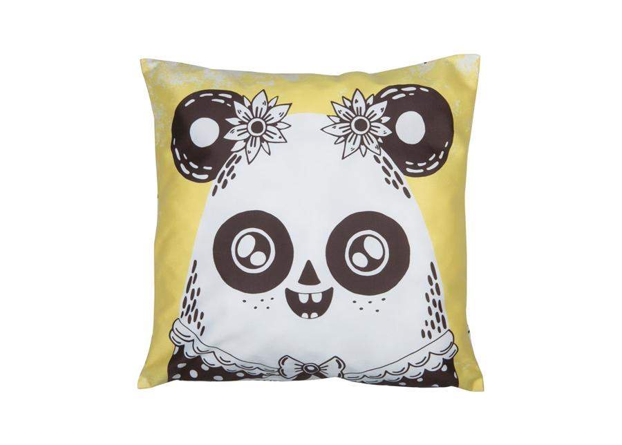 Koristetyyny Panda 40x40 cm