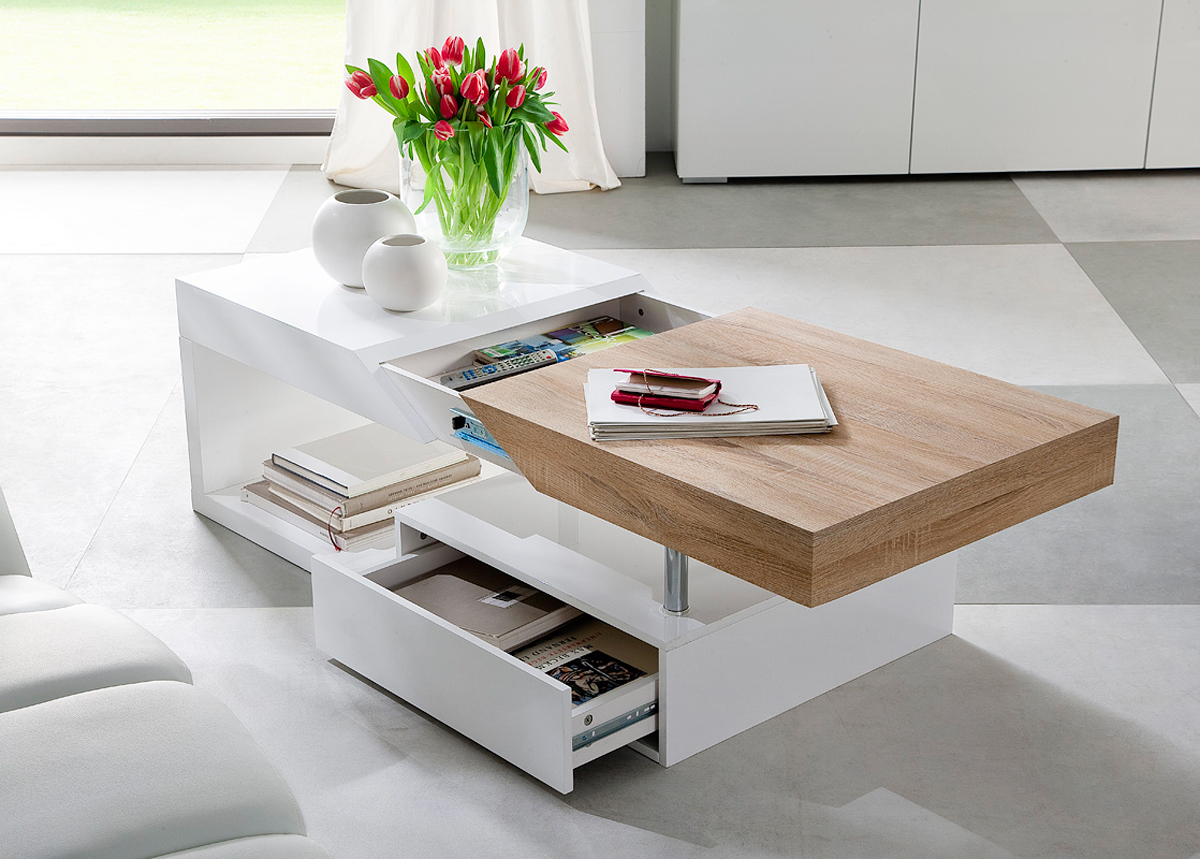 Sohvapöytä HOPE 120x60 cm
