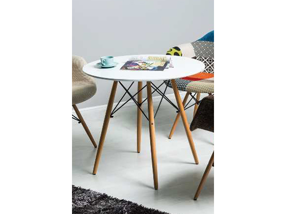 Ruokapöytä MONO Ø 80 cm