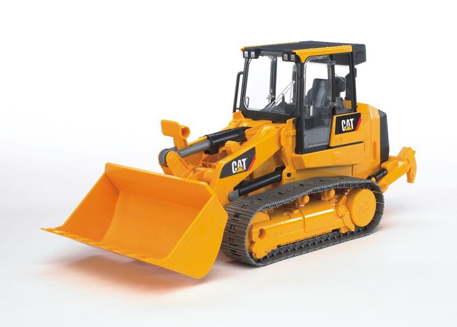 CAT kelatraktori 1:16 BRUDER