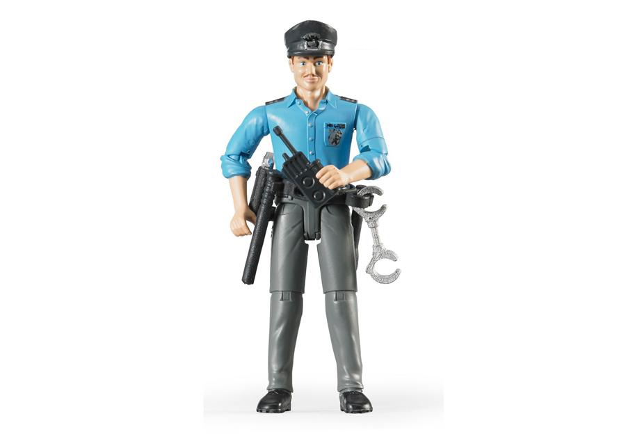 Poliisi+varusteet BRUDER
