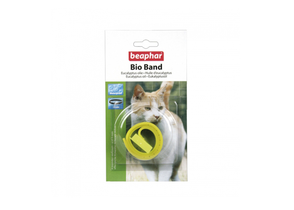Loisia torjuva kaulapanta kissoille BEAPHAR