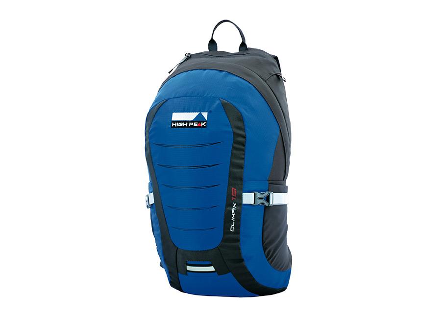 Selkäreppu HIGH PEAK CLIMAX 18 L sininen/tummanharmaa