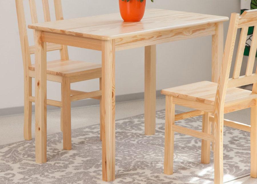 Ruokapöytä TIM 100x60 cm