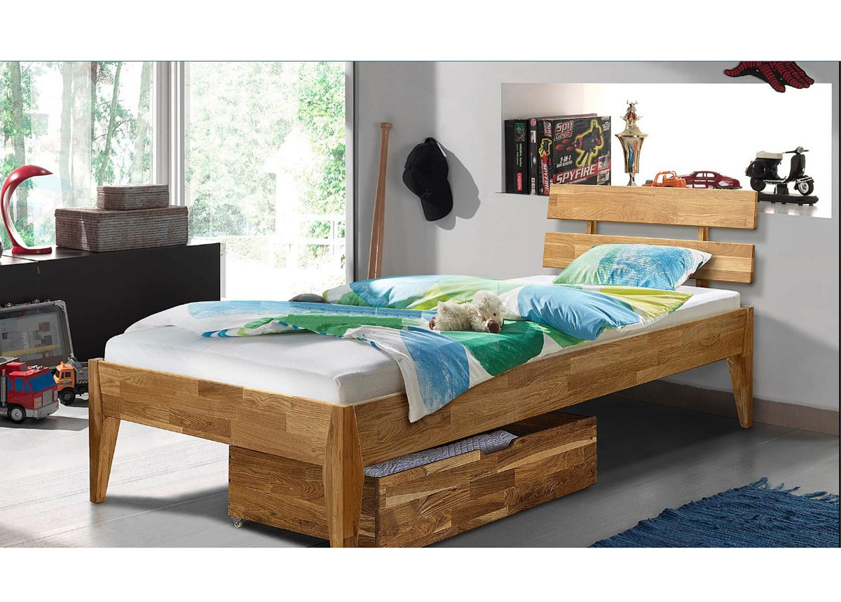 Tammi sänky ELKE 90x200 cm