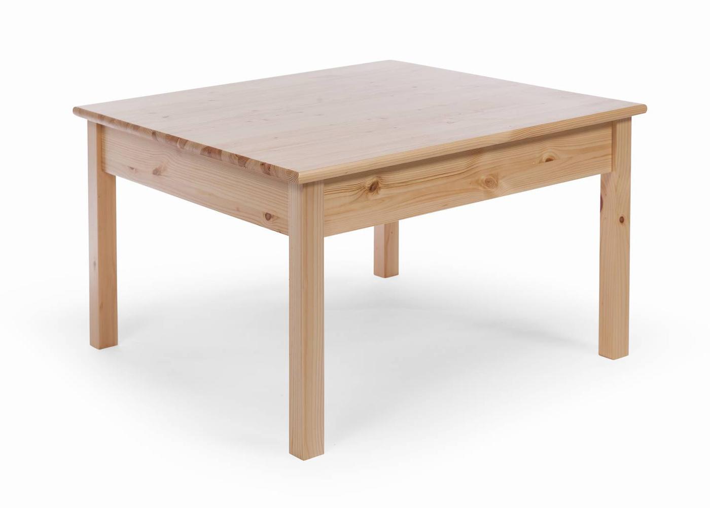 Sohvapöytä/lasten pöytä SUME 75x75 cm