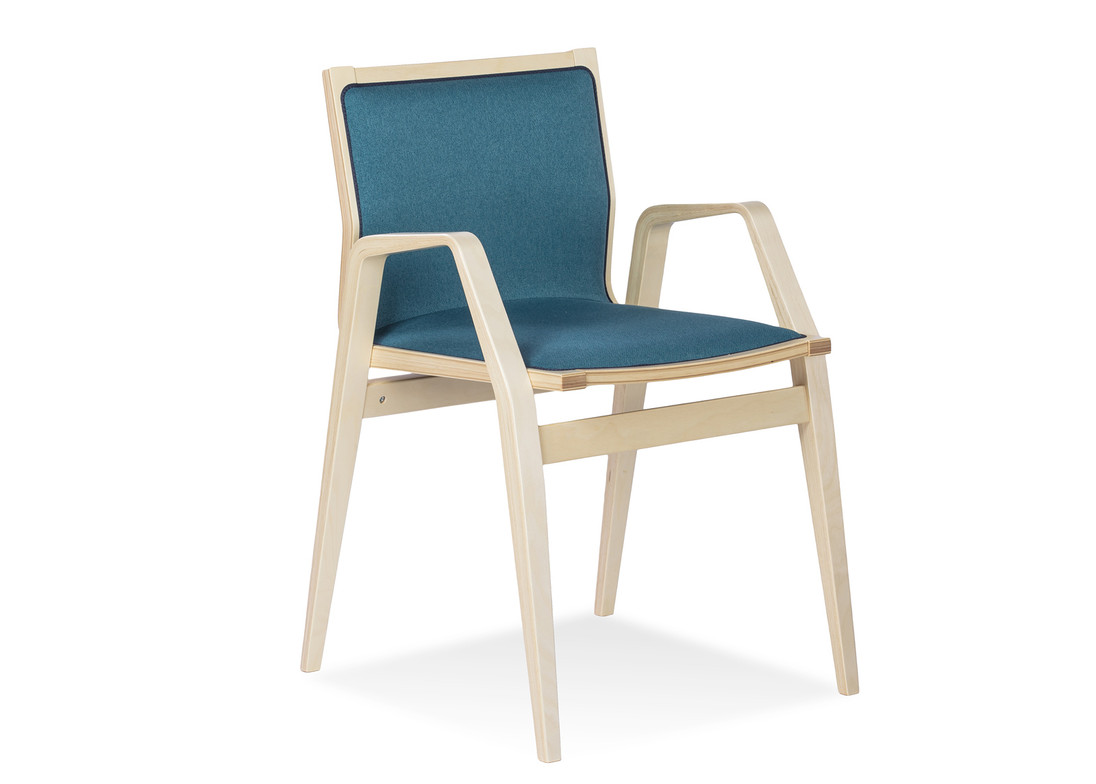 Tuoli MILONGA (koivu + kangas)