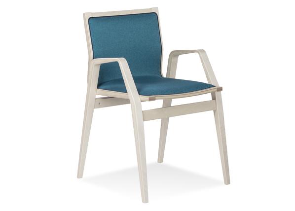Tuoli MILONGA (petsattu koivu + kangas)