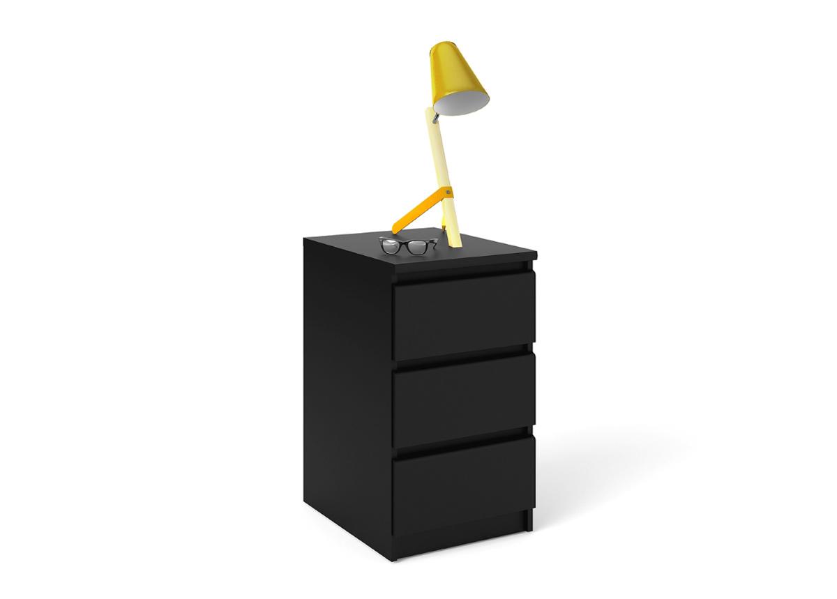 Yöpöytä/laatikosto NAIA