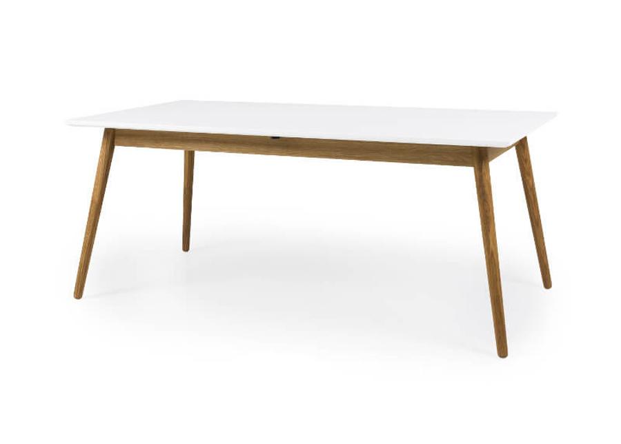 Jatkettava ruokapöytä Dot 180-240x90 cm