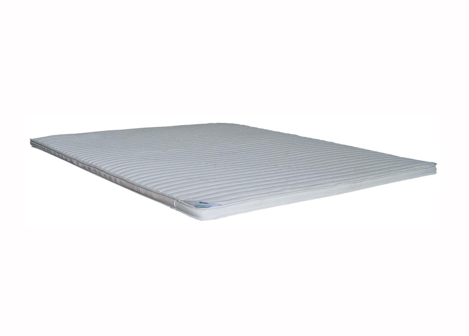 STROMA sijauspatja TOP LATEX 120x200x4 cm