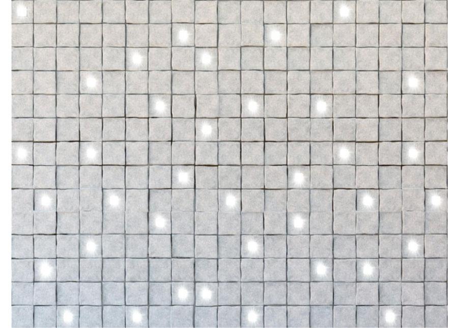 Fleece-kuvatapetti LIGHT IN STONES 360x270 cm